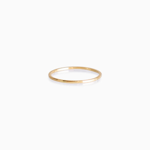 Stacker Ring – Gold