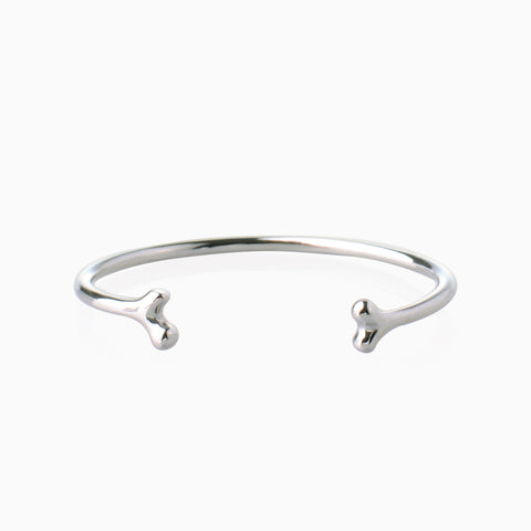 Open Bone Bangle