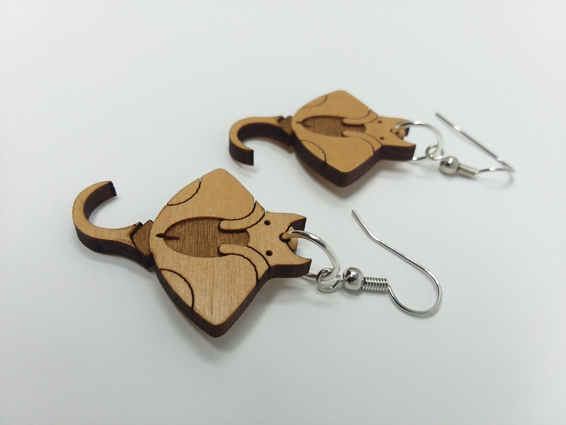 Stingray Earrings