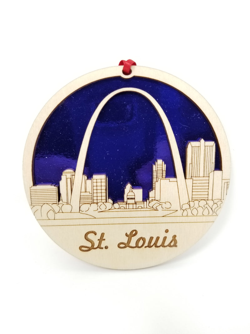 C. St. Louis Skyline