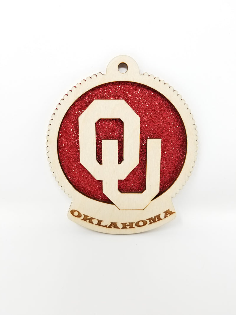 University of Oklahoma Ornament