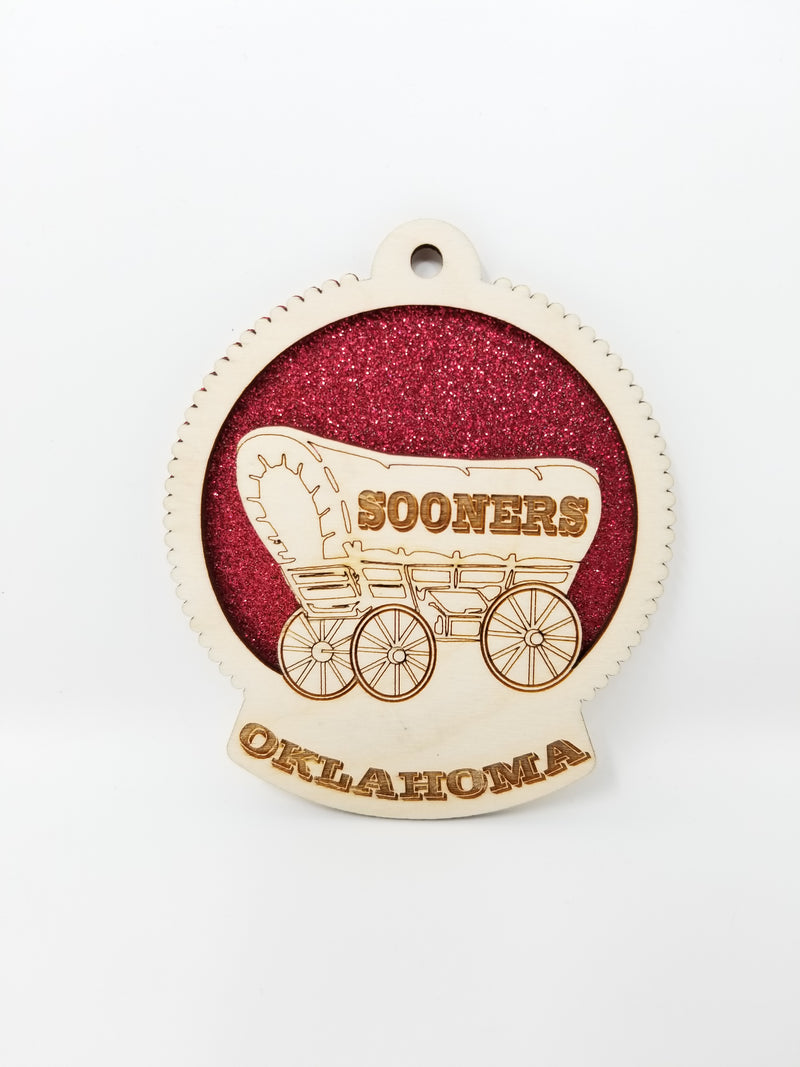 University of Oklahoma Sooners Ornament