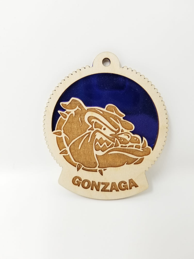 Gonzaga University Ornament