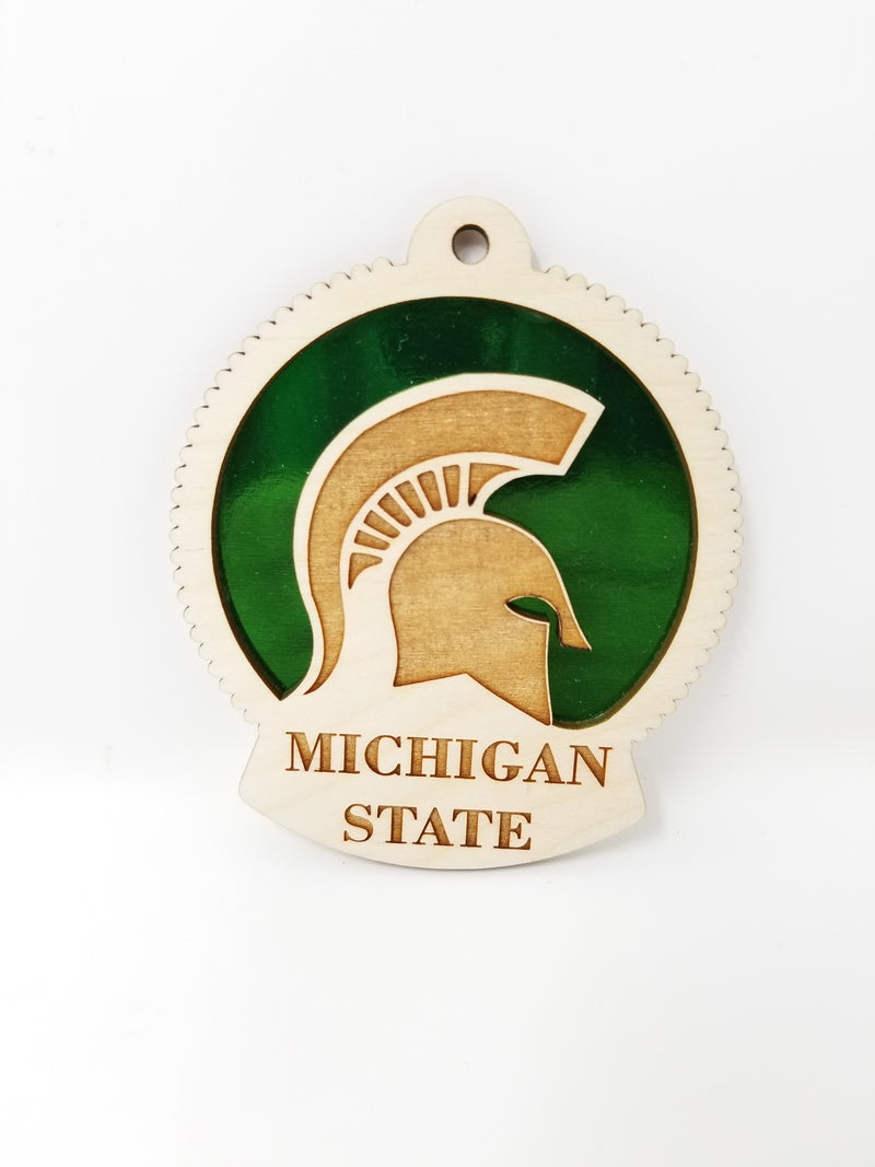 Michigan State University Ornament