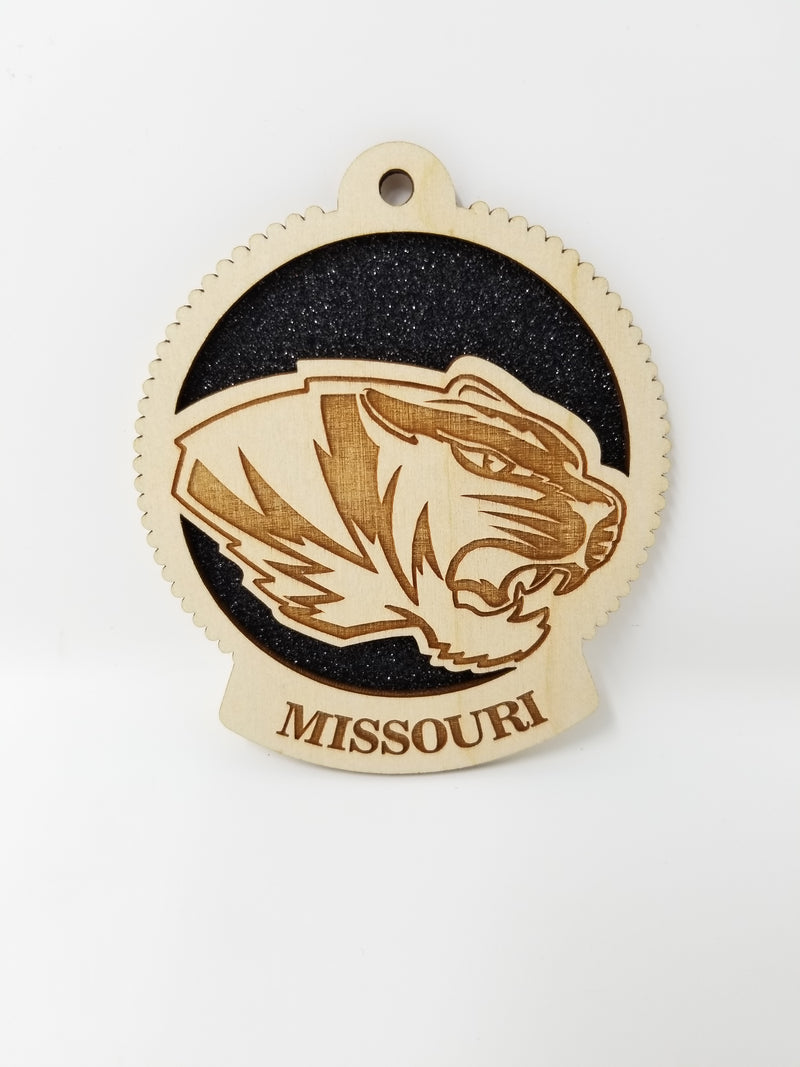 University of Missouri Ornament