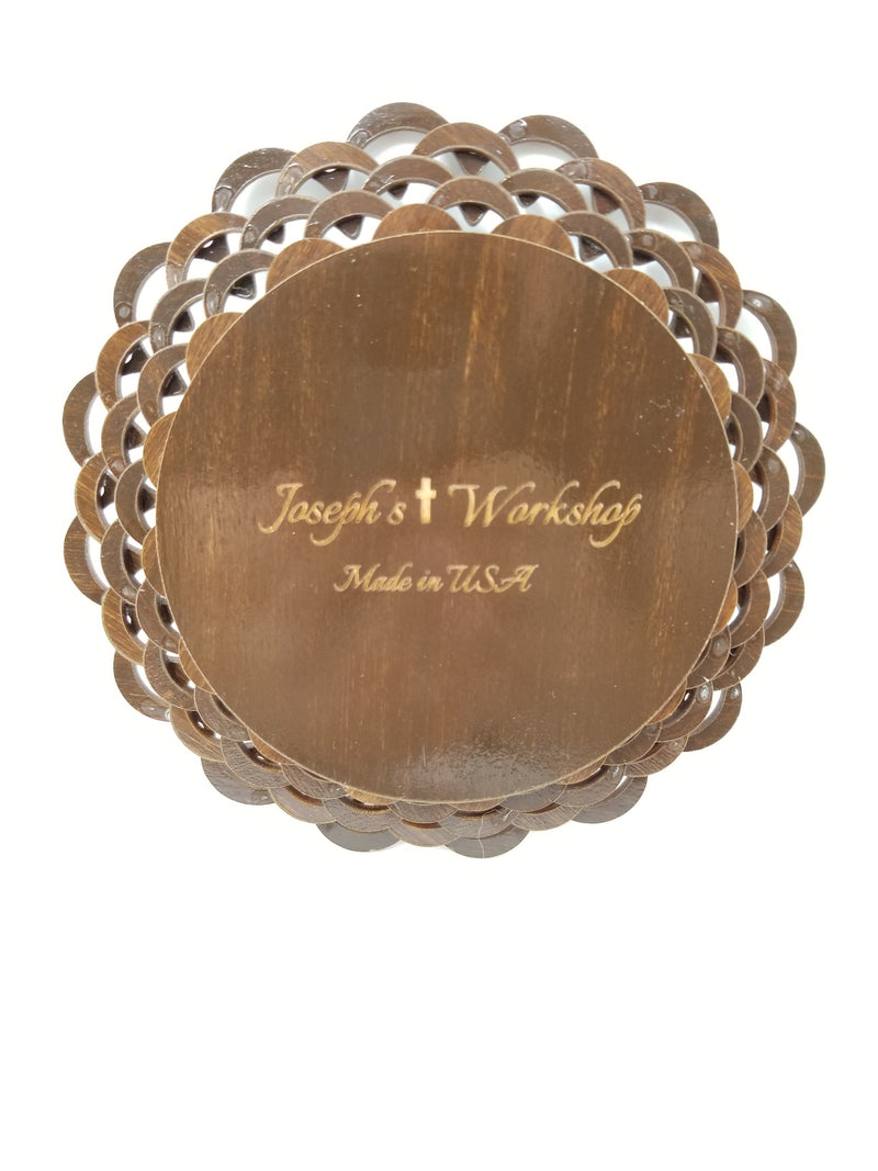 Walnut Basket (6 inch)