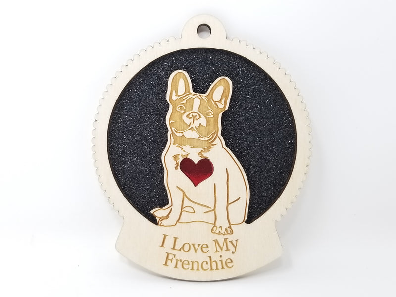 F. Dog Frenchie