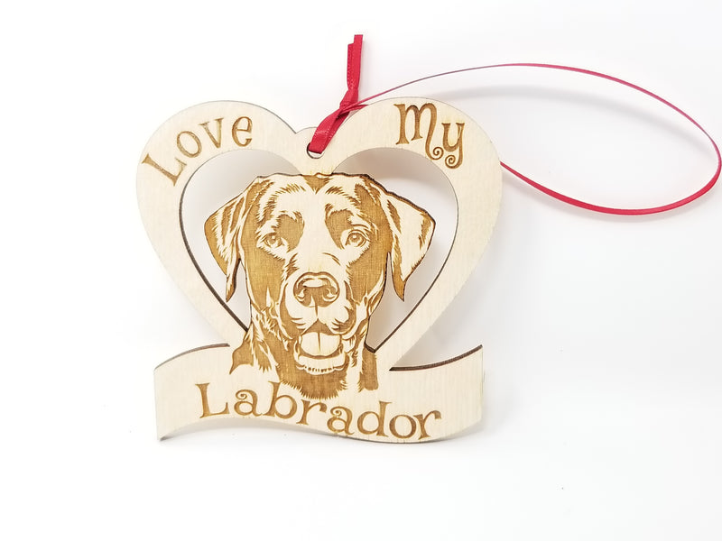 G. Love My Labrador