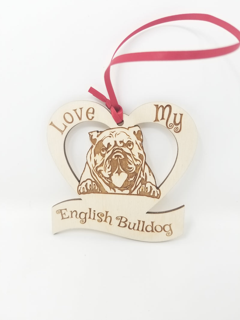 G. Love My Bulldog
