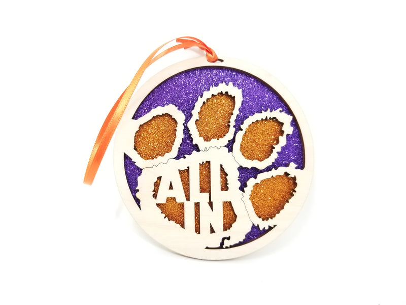 "Clemson ""All In"""