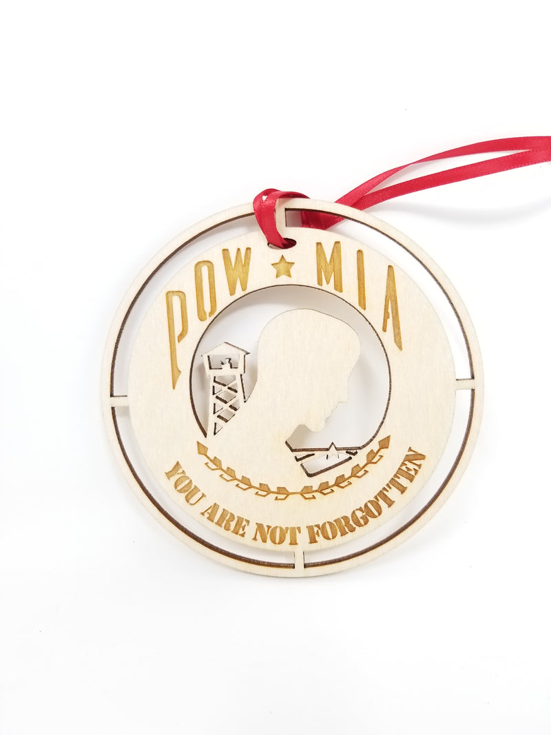 B. POW-MIA Ornament