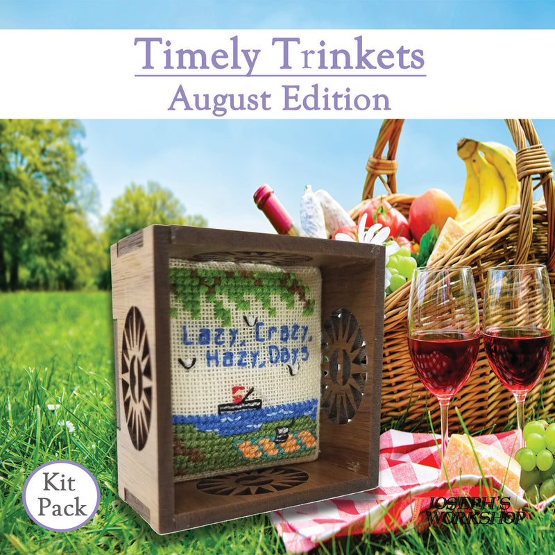 Timely Trinkets (August)