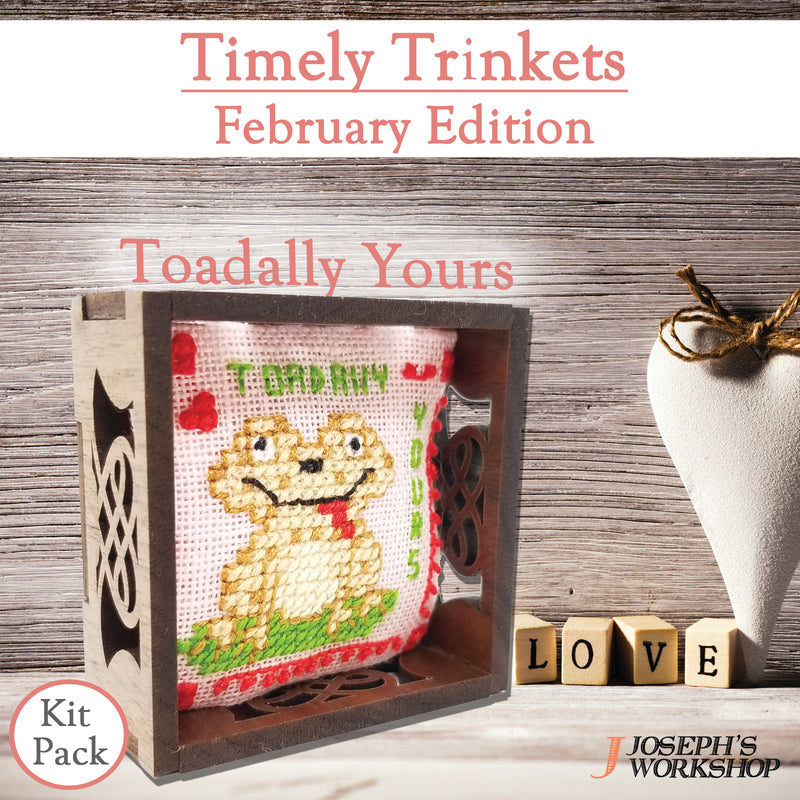 Timely Trinkets (February)