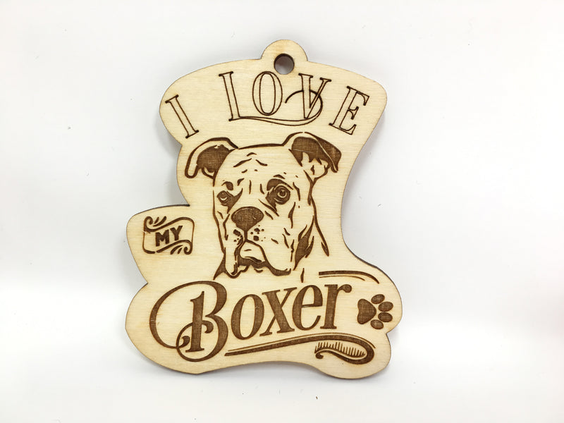 Love My Boxer