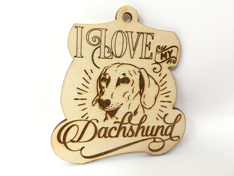 Love My Dachshund