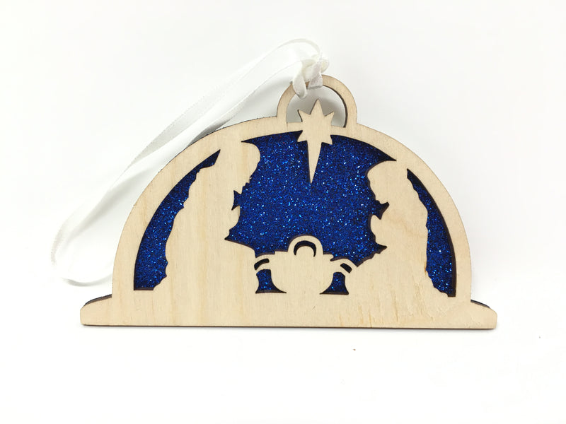 B. Nativity Ornament
