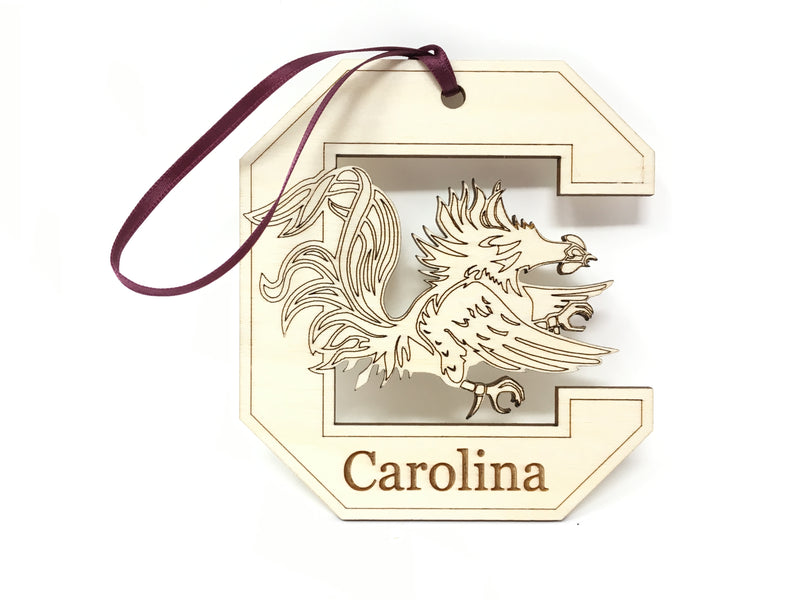 University of South Carolina Ornament