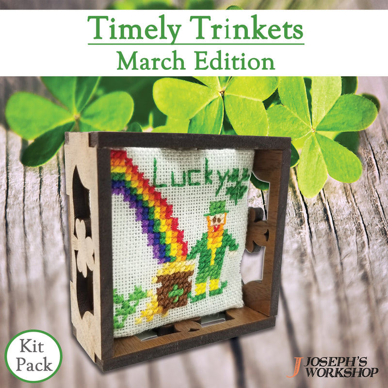 Timely Trinkets (March)