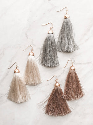 Ultimate Fringe Earrings