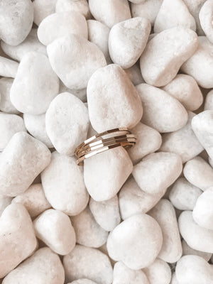Origami Stacking Ring