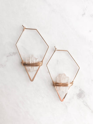 Three Sisters Earrings