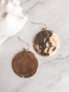 Little Disk Earrings