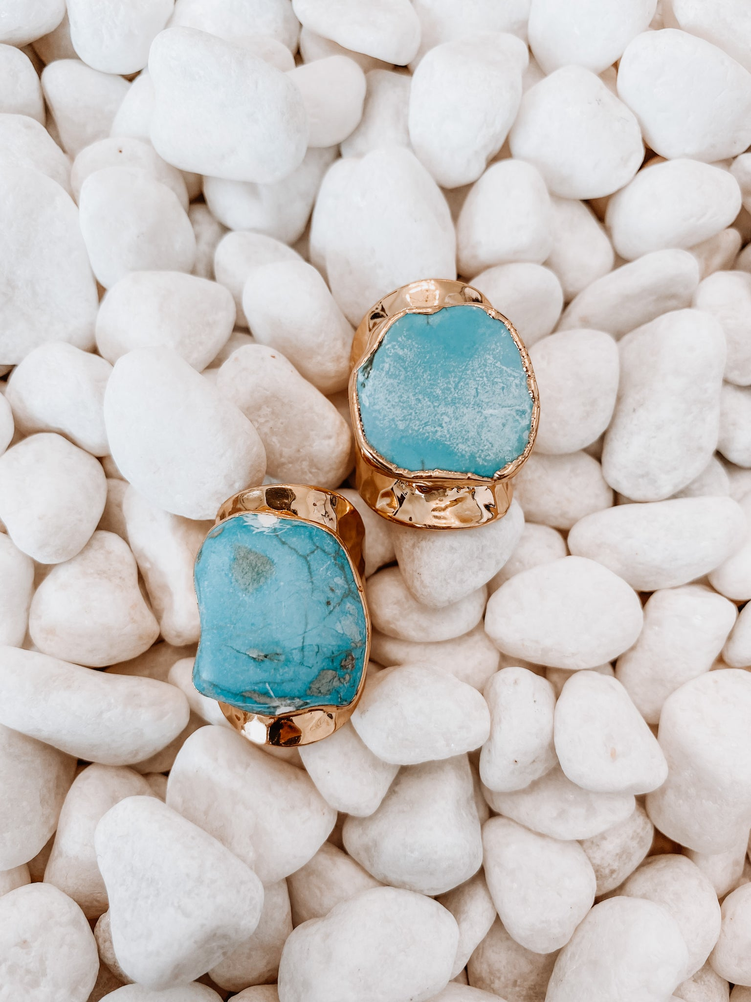 Natural Turquoise Ring