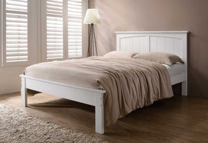Yuki Wooden Bed (King)