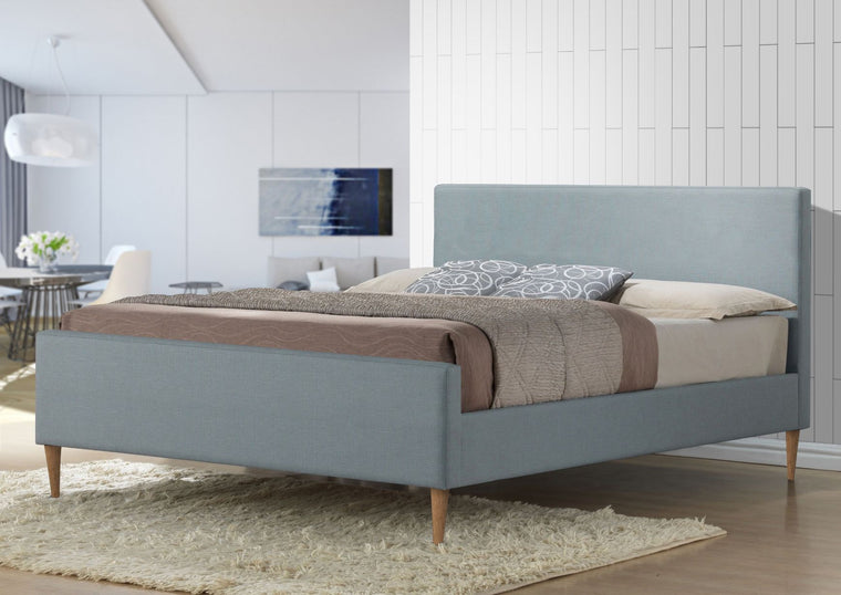 ITG-930B Upholstered Queen Bed