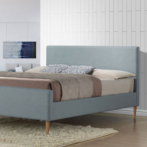 ITG-930B Upholstered Queen Bed Frame