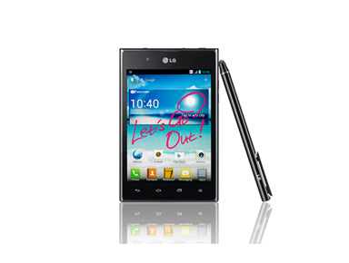 LG Optimus Vu Tear Down Repair Guide