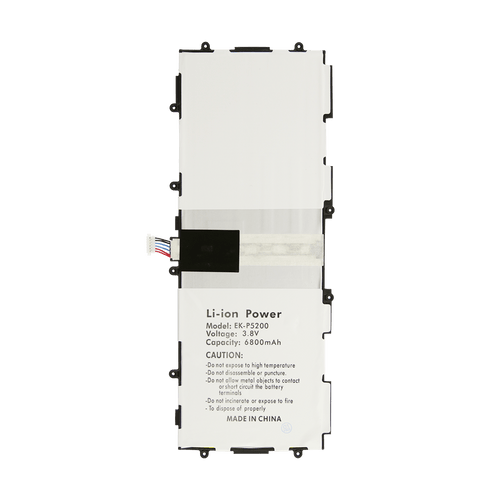 Samsung Galaxy Tab 3 10.1 P5210 Battery Replacement