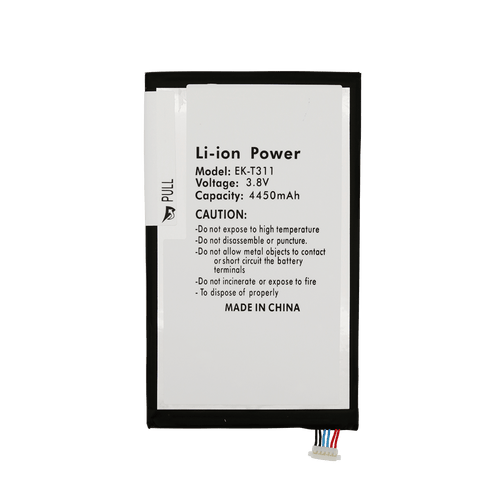 Samsung Galaxy Tab 3 8.0 T310 T311 T315 Battery Replacement