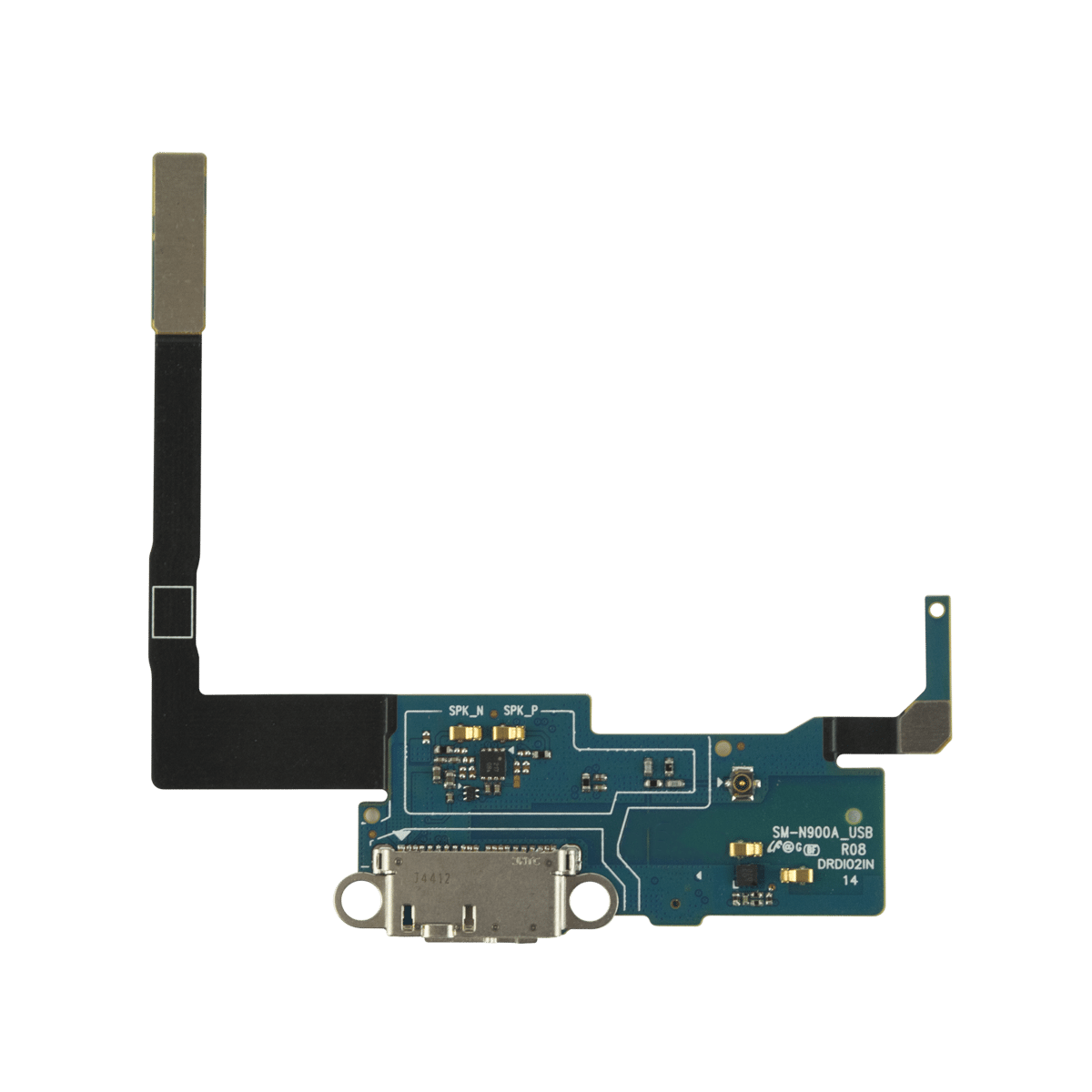 Samsung Galaxy Note 3 Charge Port Flex Cable