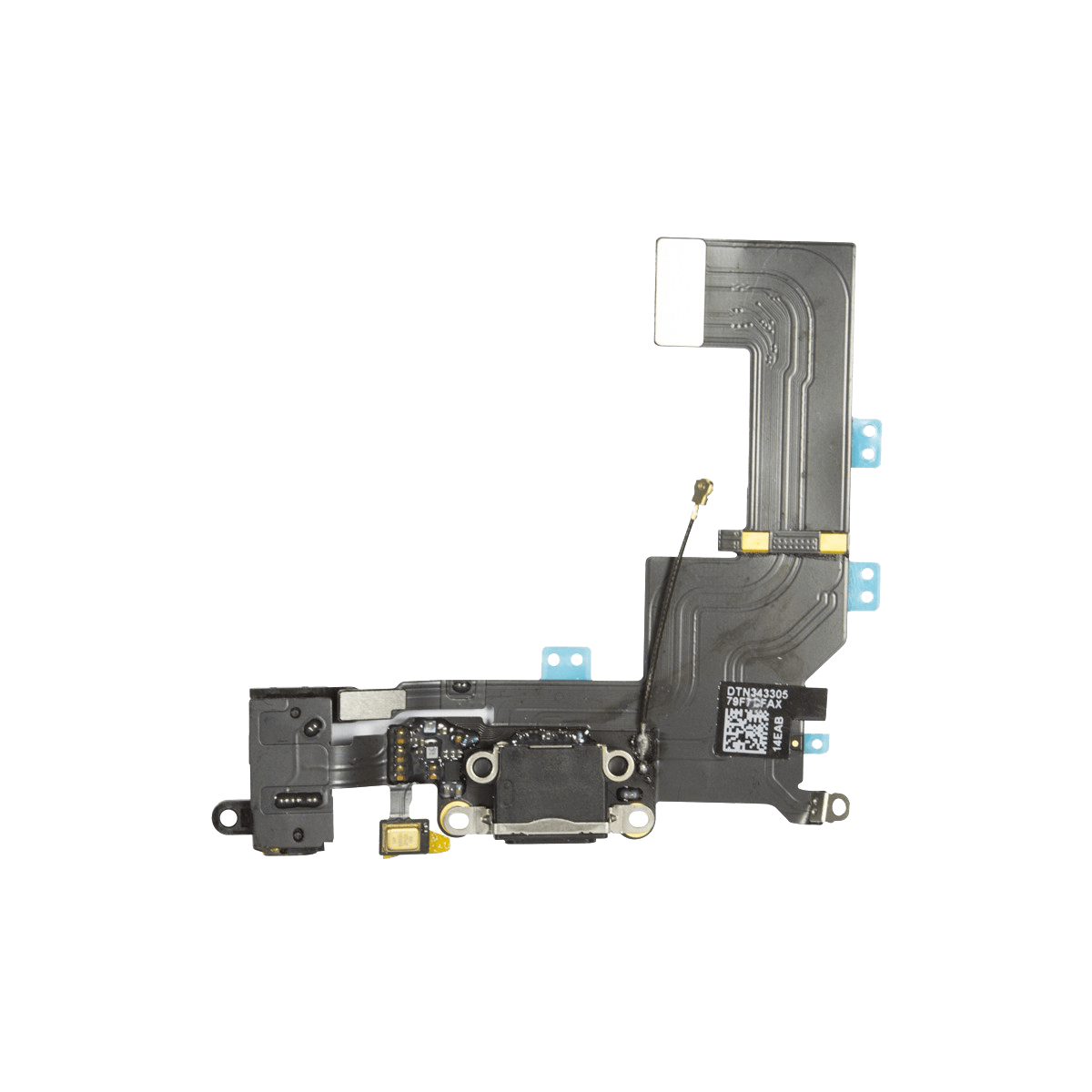 iPhone 5s Dock Port & Headphone Jack Assembly