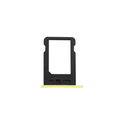 iPhone 5c Yellow SIM Card Tray Replacement