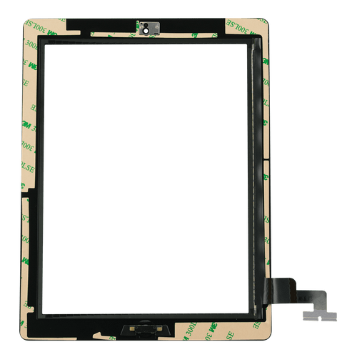 iPad LCD and Touch Screen Replacement