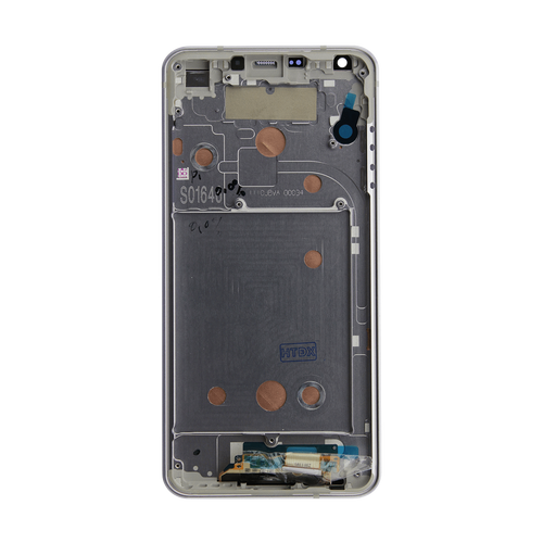 LCD & Touch Screen Assembly with Frame for LG G6