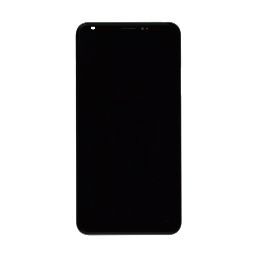 LG V30 LCD & Touch Screen Assembly with Frame