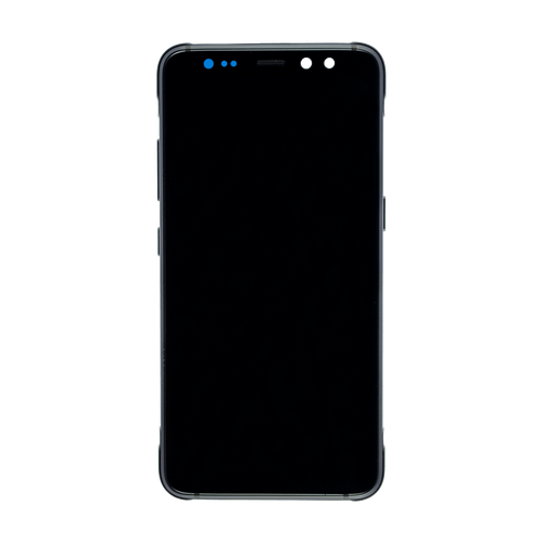 Samsung Galaxy S8 Active LCD and Touch Screen Replacement with Frame