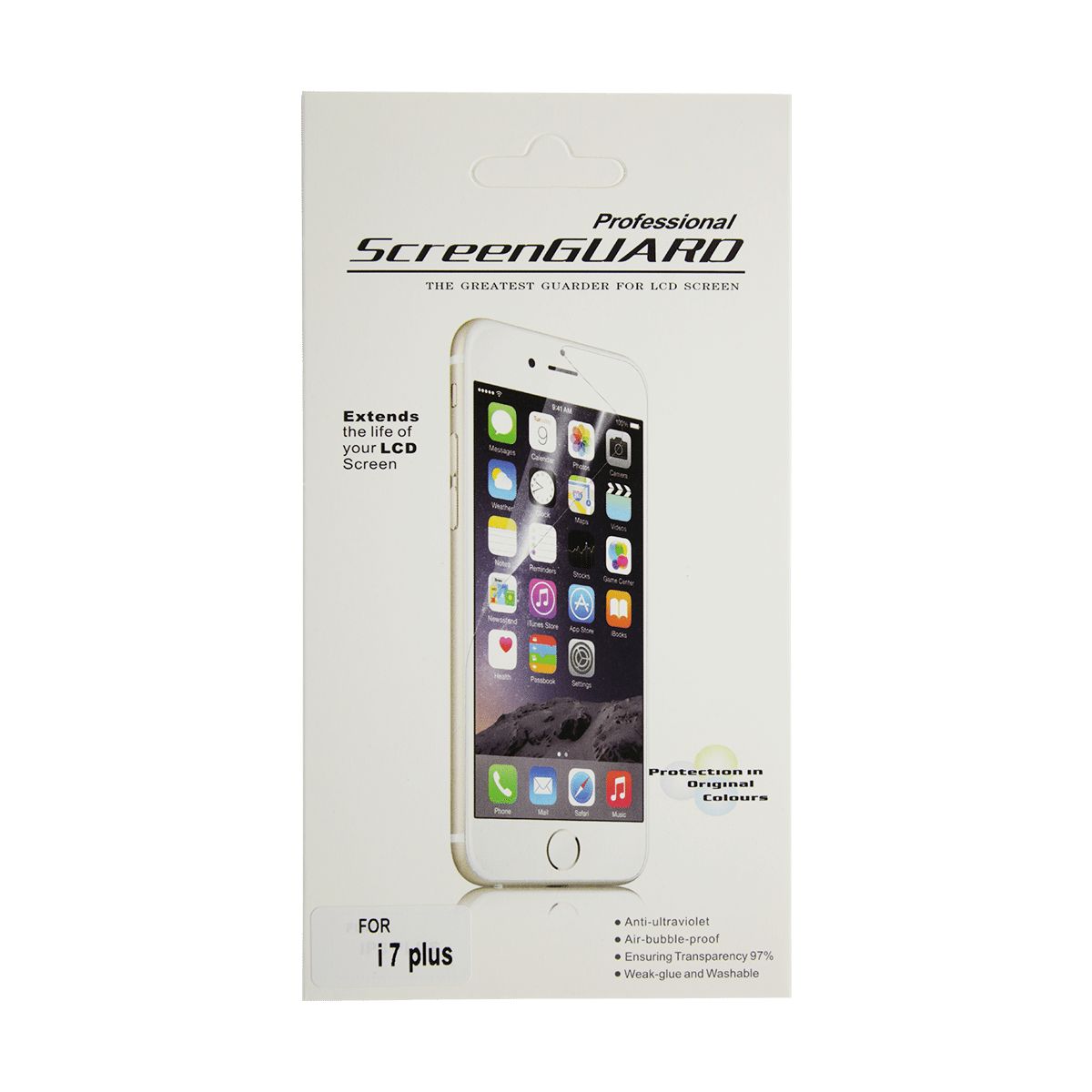 iPhone 8 Plus Clear Screen Protector
