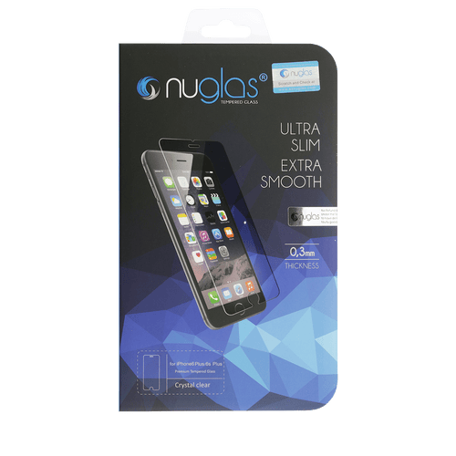 iPhone 6/6S Plus Nuglas 2.5D Tempered Glass Protection Screen