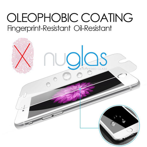 iPhone 7 Nuglas 2.5D Tempered Glass Protection Screen