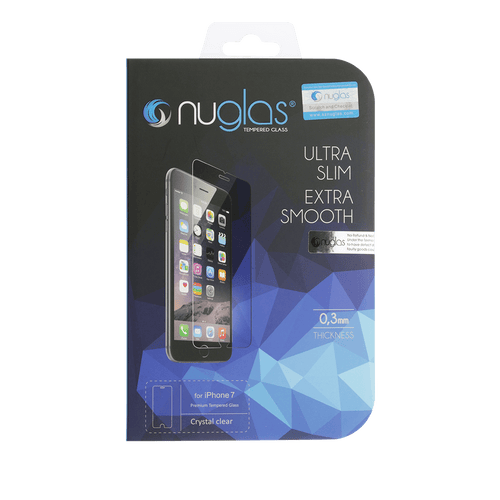 iPhone 8 Nuglas 2.5D Tempered Glass Protection Screen