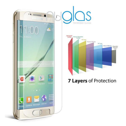 Samsung Galaxy S7 Nuglas 2.5D Tempered Glass Protection Screen