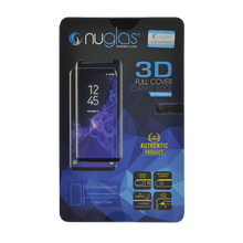 Samsung Galaxy S9 Nuglas Full Coverage 3D Tempered Glass Protection Screen