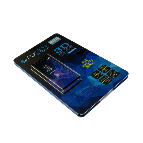 Samsung Galaxy Note 9 Nuglas Full Coverage 3D Tempered Glass Protection Screen