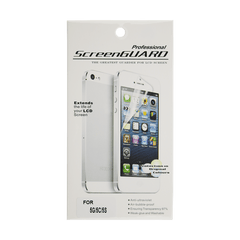 iPhone 5c/5s/SE Clear Screen Protector