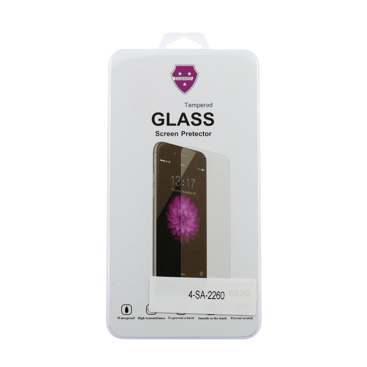 Samsung Galaxy Grand Prime Tempered Glass Protection Screen