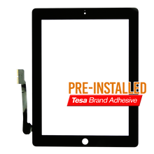 iPad 3 Touch Screen Replacement with  Tesa Adhesive (Premium)
